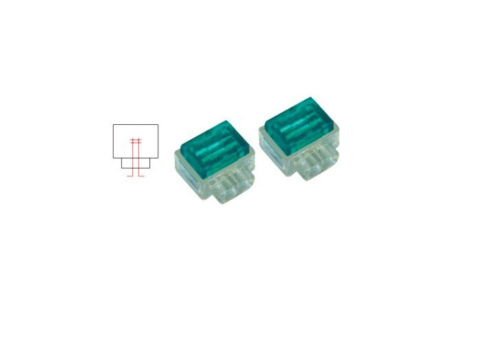 3M HJKT7 Scotchlok Wire Connectors Green 1.2mm Lock Joint Connector 7
