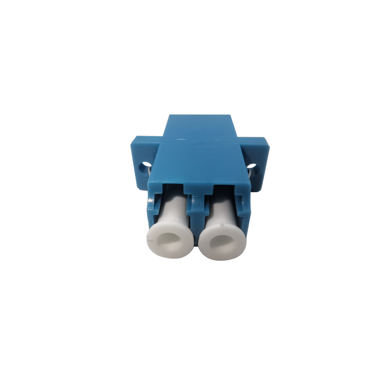 LC-UP Duplex Singlemode Fiber Optic Adaptors