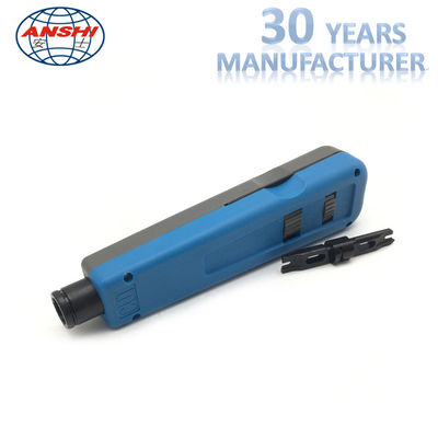 ANSHI Impact and Punch Down Tool for 110 wiring block